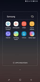 Samsung Galaxy A8 Plus (2018) - Internet - Apn-Einstellungen - 23 / 41
