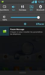 LG P710 Optimus L7 II - MMS - Configuration automatique - Étape 4