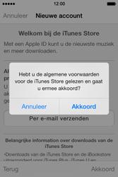 Apple iPhone 4 iOS 7 - apps - account instellen - stap 11