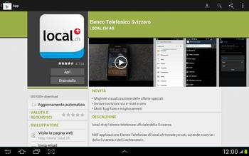 Samsung Galaxy Tab 2 10.1 - Applicazioni - Installazione delle applicazioni - Fase 10