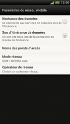 HTC Z520e One S - MMS - Configuration manuelle - Étape 5