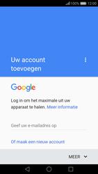Huawei Nova - Applicaties - Account instellen - Stap 3