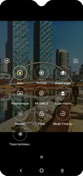Alcatel 1S (2020) - Photos, vidéos, musique - Prendre une photo - Étape 6