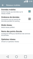 LG H320 Leon 3G - Internet - configuration manuelle - Étape 7