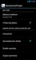 Huawei Ascend Y300 - voicemail - handmatig instellen - stap 5