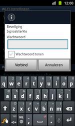 Samsung I8530 Galaxy Beam - wifi - handmatig instellen - stap 8