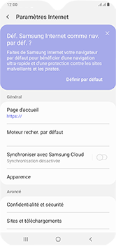 Samsung Galaxy A10 - Internet - configuration manuelle - Étape 27