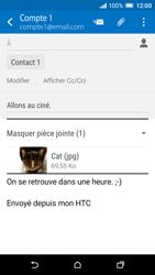 HTC One A9 - E-mail - envoyer un e-mail - Étape 17