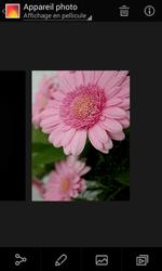 Alcatel OT-5050X Pop S3 - Photos, vidéos, musique - Prendre une photo - Étape 7