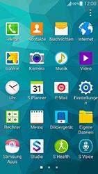 Samsung Galaxy S5 Mini - SMS - Manuelle Konfiguration - 3 / 10