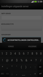 HTC Desire 601 - E-mail - e-mail instellen: POP3 - Stap 20