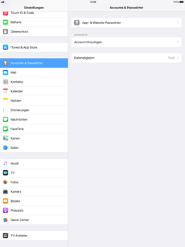 Apple ipad-pro-12-9-inch-mit-ios-11 - E-Mail - Konto einrichten (yahoo) - Schritt 4