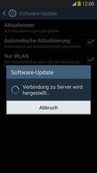Samsung Galaxy Note III LTE - Software - Installieren von Software-Updates - Schritt 10