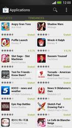 HTC One - Applications - Télécharger une application - Étape 11