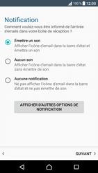Sony Sony Xperia E5 (F3313) - E-mail - Configuration manuelle (outlook) - Étape 14