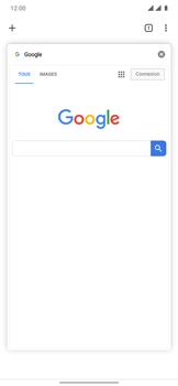 OnePlus 7T Pro - Internet et connexion - Naviguer sur internet - Étape 16