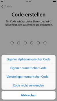 Apple iPhone 6 Plus - iOS 11 - Persönliche Einstellungen von einem alten iPhone übertragen - 14 / 31