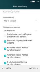 Huawei Y5 - E-Mail - Konto einrichten (outlook) - 10 / 14