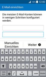 Samsung G388F Galaxy Xcover 3 - E-Mail - Konto einrichten - Schritt 6