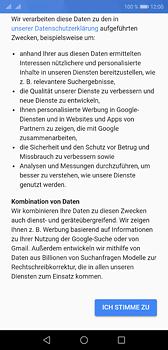 Huawei P20 - Apps - Einrichten des App Stores - Schritt 13