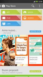 HTC One Max - Applicazioni - Configurazione del negozio applicazioni - Fase 21