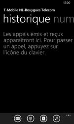 Nokia Lumia 735 - Sécuriser votre mobile - Personnaliser le code PIN de votre carte SIM - Étape 4