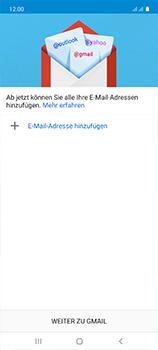 Samsung Galaxy A51 - E-Mail - 032b. Email wizard - Yahoo - Schritt 6