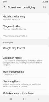 Samsung galaxy-j6-sm-j600fn-ds-android-pie - Beveiliging en ouderlijk toezicht - Zoek mijn mobiel inschakelen - Stap 5