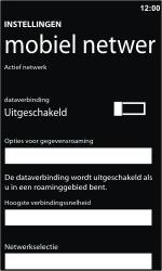 Nokia Lumia 610 - Internet - handmatig instellen - Stap 5