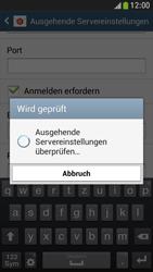 Samsung Galaxy S4 Mini LTE - E-Mail - Konto einrichten - 1 / 1