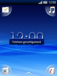 Sony Ericsson Xperia X10 Mini Pro - Internet - automatisch instellen - Stap 5