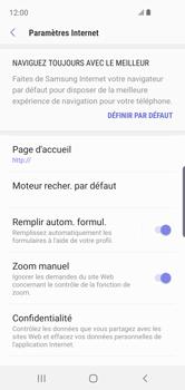 Samsung Galaxy S10e - Internet et roaming de données - Configuration manuelle - Étape 28