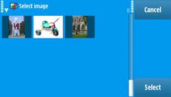 Nokia N97 - MMS - Sending pictures - Step 15