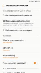 Samsung Galaxy S6 - Android Nougat - Contacten en data - Contacten kopiëren van SIM naar toestel - Stap 6