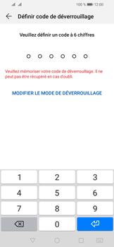 Huawei Y6 (2019) - Sécurité - activéz le code PIN de l'appareil - Étape 6