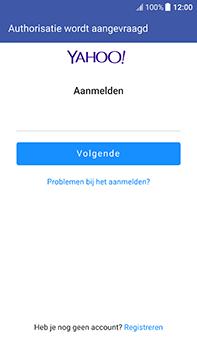 HTC U11 - E-mail - handmatig instellen (yahoo) - Stap 7