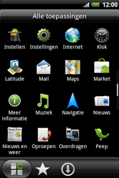 HTC A510e Wildfire S - e-mail - handmatig instellen - stap 3