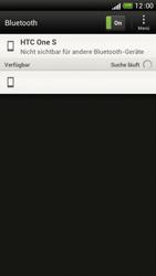 HTC One S - Bluetooth - Verbinden von Geräten - Schritt 6