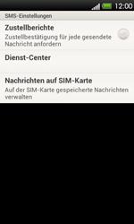 HTC One V - SMS - Manuelle Konfiguration - 3 / 3