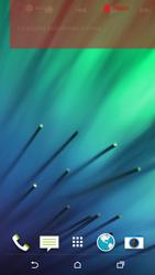 HTC One M8 - Operazioni iniziali - Installazione di widget e applicazioni nella schermata iniziale - Fase 9