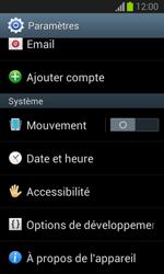 Samsung Galaxy Trend Lite - Logiciels - Installation de mises à jour - Étape 5