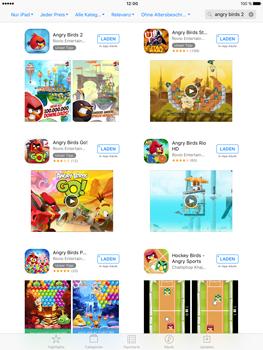Apple iPad Pro 9.7 inch - iOS 10 - Apps - Herunterladen - Schritt 10