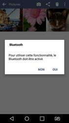 LG LG K8 - Photos, vidéos, musique - Envoyer une photo via Bluetooth - Étape 10