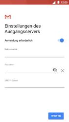 Nokia 3 - E-Mail - Manuelle Konfiguration - Schritt 16