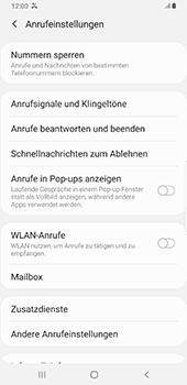 Samsung Galaxy S9 Plus - Android Pie - Anrufe - Anrufe blockieren - Schritt 6