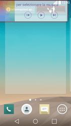 LG Spirit 4G - Operazioni iniziali - Installazione di widget e applicazioni nella schermata iniziale - Fase 9