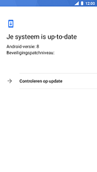 Nokia 5 - Android Oreo - Software update - update installeren zonder PC - Stap 6