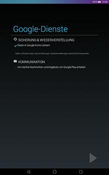 Huawei MediaPad T1 (10.0) LTE - E-Mail - Konto einrichten (gmail) - Schritt 12