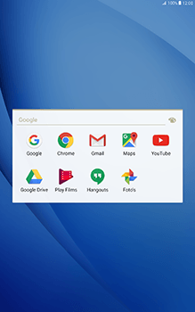 Samsung Galaxy Tab A 10.1 (SM-T585) - E-mail - 032a. Email wizard - Gmail - Stap 5