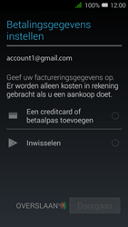 Alcatel OT-4027X Pixi 3 (4.5) - Applicaties - account instellen - Stap 17
